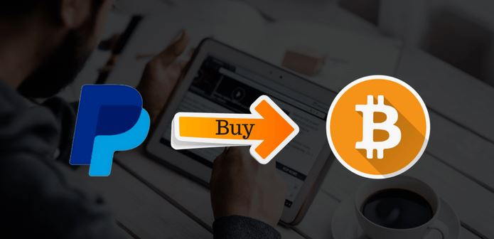 buy bitcoin using paypal - exchange list