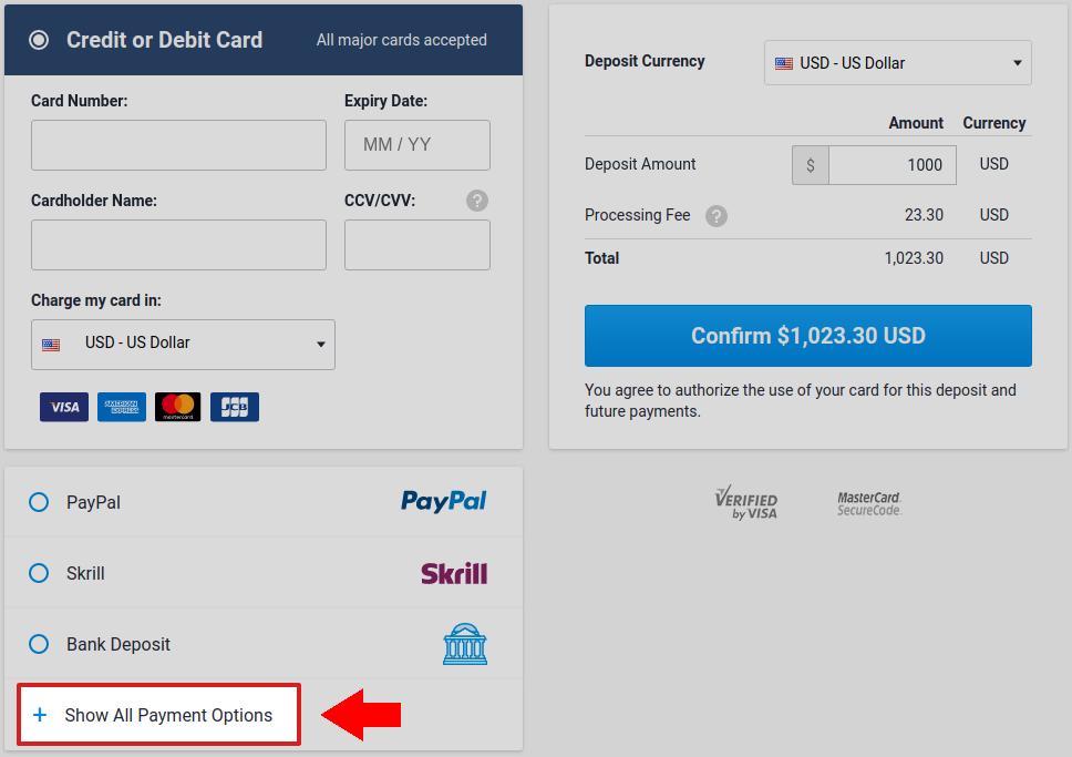buying bitcoins using paypal on etoro