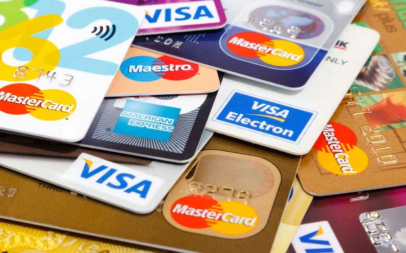 Buy crypto using credit card