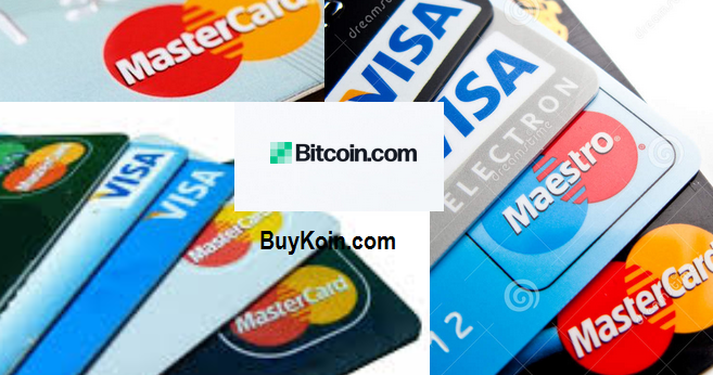 Buy bitcoin using debit or credit card from bitcoin.com exchange