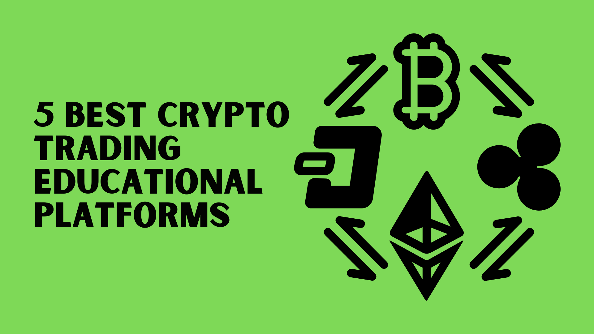 5 best crypto trading educational platforms