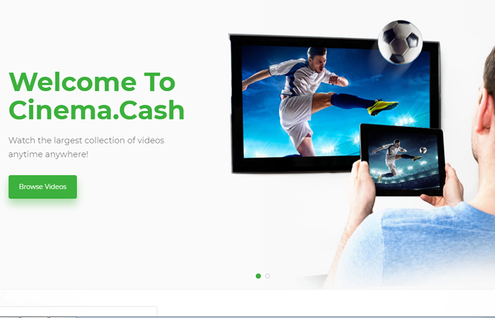Earn Bitcoin cash by watching videos