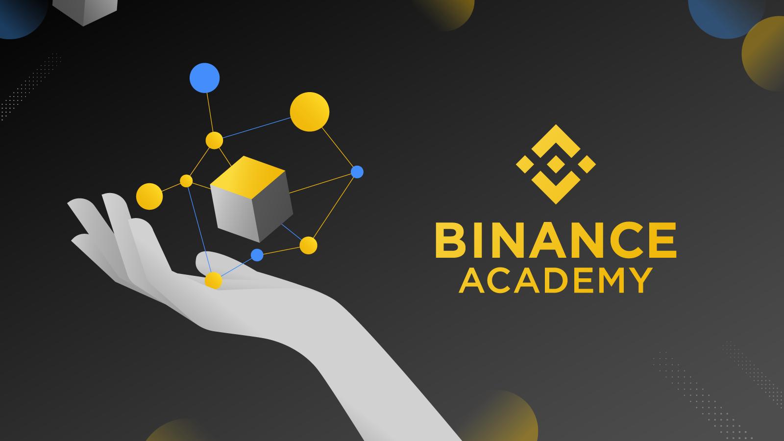 binance academy crypto trading course